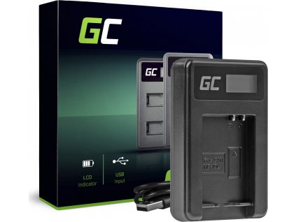 Nabíjačka CB-2LCE na batériu do fotoaparátu Canon NB-10L PowerShot G15, G16, G1X, G3X, SX40 HS, SX40HS, SX50 HS, SX60 HS