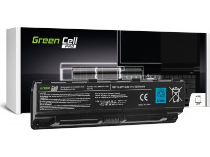 Green Cell PRO batéria do notebooku Toshiba Satellite C50 C50D C55 C55D C70 C75 L70 P70 P75 S70 S75