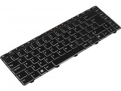 Klávesnica na notebook Dell Inspiron 13 N3010 14R N4010 15 N5030 M5030  + darček k produktu  SK polepy zdarma