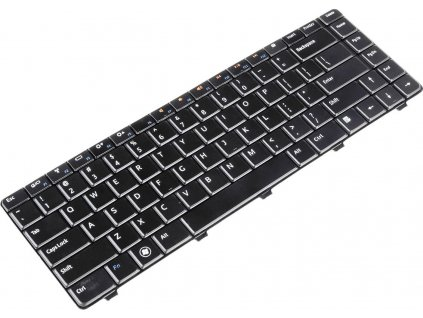 Klávesnica na notebook Dell Inspiron 13 N3010 14 N4030 14R N4010 15 M5030 N5030  + darček k produktu  SK polepy zdarma