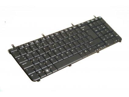 Klávesnica na notebook HP PAVILION DV7 2000 DV7 3000 čierna UK 1
