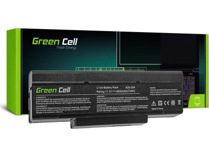 Batéria do notebooku COMPAL EL80 EL81 GL30 GL31 HEL80 FL90 IFL90 FL91 HL91 HL90 BATEL80L9 11.1V 9 cell