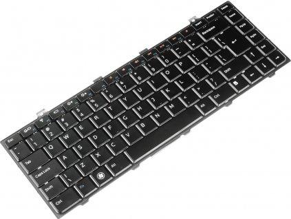 Klávesnica na notebook Dell XPS 14 L401X 15 L501X  + darček k produktu  SK polepy zdarma