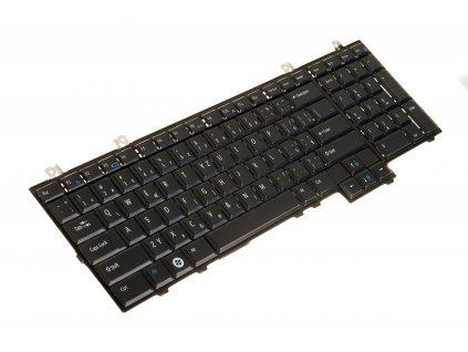 8150 5625 CZ Klávesnica na notebook Dell Studio 17 1735 1736 1737 2