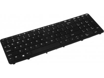 Klávesnica na notebook HP ZBook 15-G1 15-G2 17-G1 17-G2  darček k produktu + SK polepy