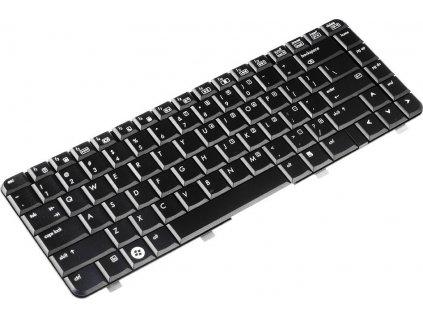 Klávesnica na notebook HP 510, 540, 550, Compaq  6720S  + darček k produktu  SK polepy zdarma