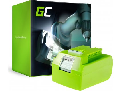 Batéria do Aku náradia kosačky GreenWorks 29852 G-24 G24 24V 4Ah Samsung