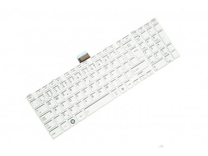 CZ klávesnica Toshiba Satellite Pro C850 C855 C870 L850 L855 white 4 kopie