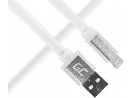 Kábel Green Cell Lightning-USB do Apple iPhone