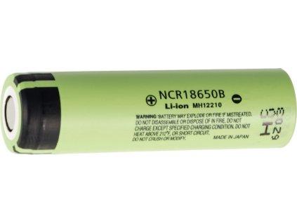 Batériové články 18650 Panasonic NCR18650B  3400 mAh Li-Ion