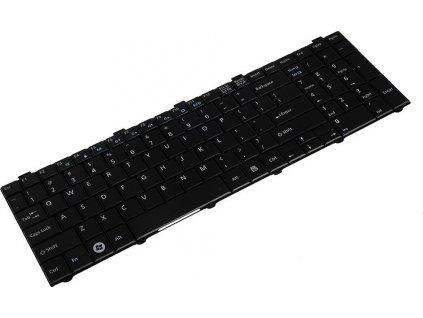 Klávesnica na notebook Fujitsu-Siemens LifeBook A512, A530, A531, AH502, AH531, NH751  + darček k produktu  SK polepy zdarma
