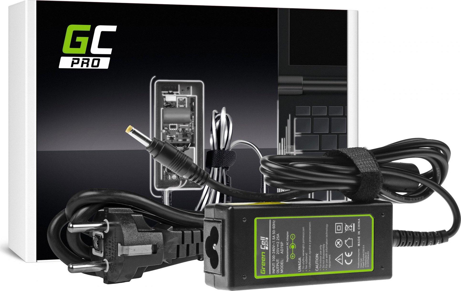 Nabíjačka na notebook Lenovo ADL45WCC, Lenovo ADL45WCD, Lenovo ADL45WCE, Lenovo ADL45WCF 20V 2.25A 45W
