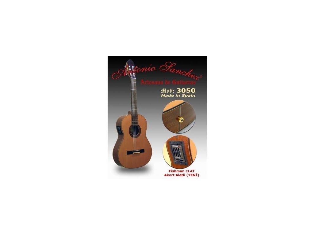 Kytara ANTONIO SANCHEZ 3050