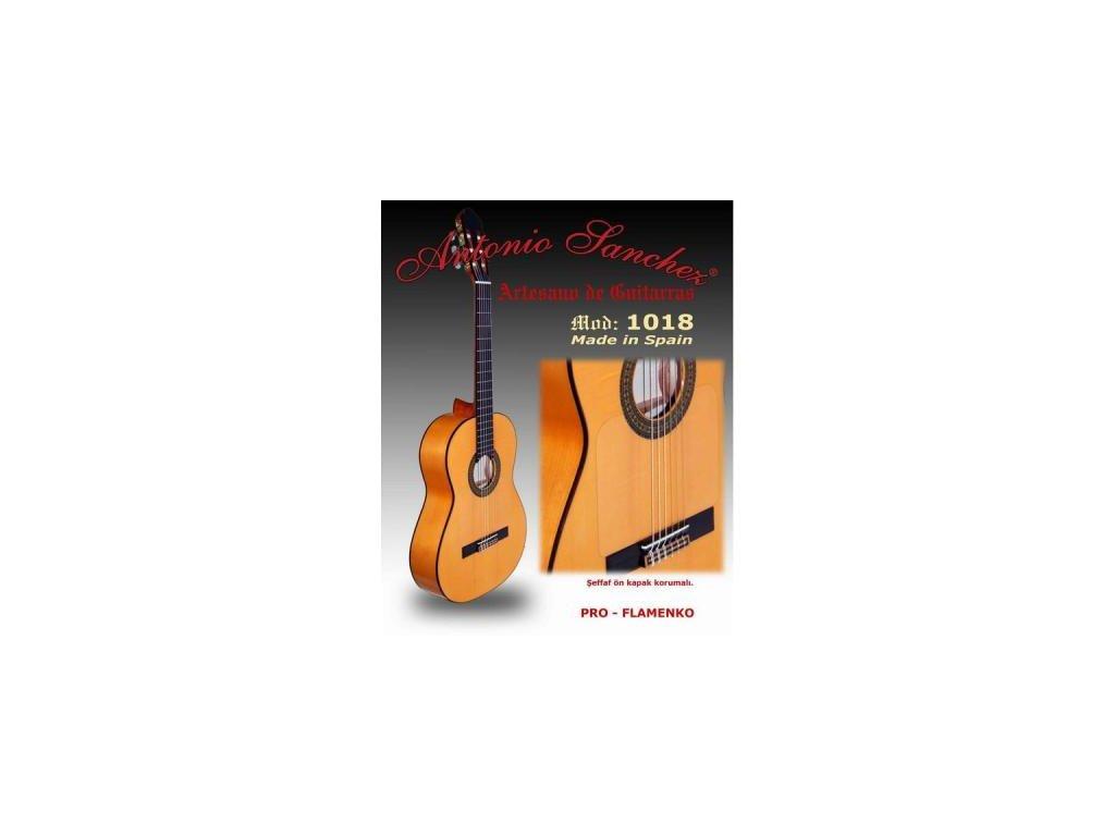 Kytara ANTONIO SANCHEZ 1018