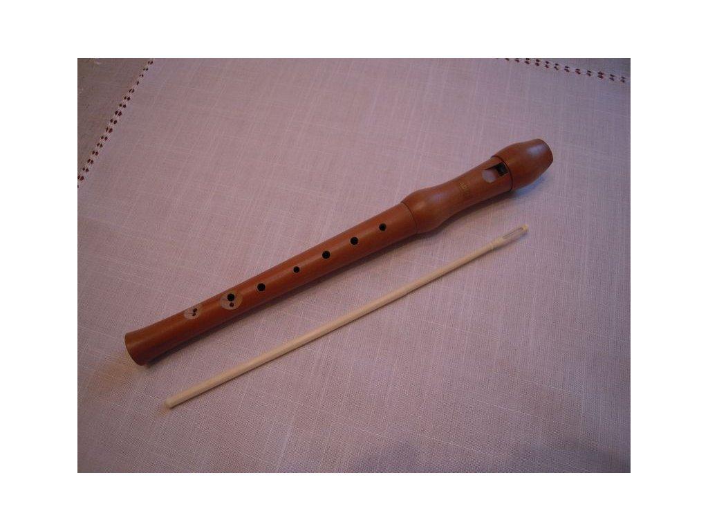 Zobcová flétna sopránová Ado