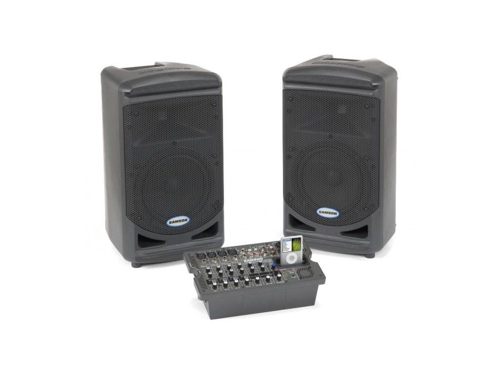 Ozvučovací systém Samson XP308i