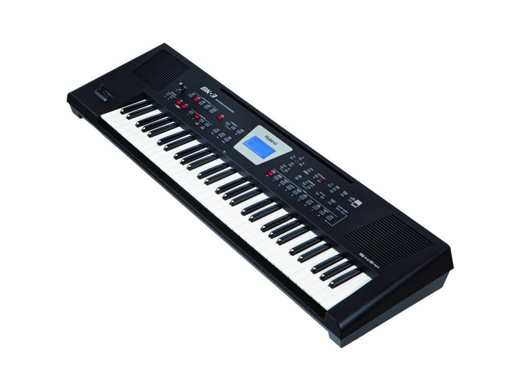 Keyboard Roland BK-3BK