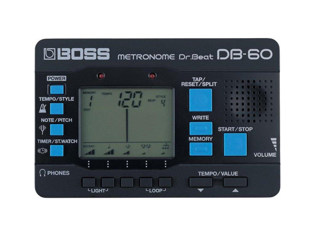 Metronom Boss DB60