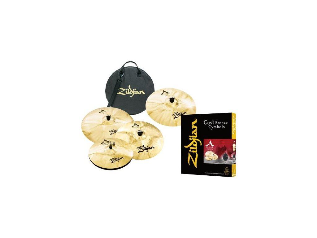 Činely Zildjian Custom A set A20579-11