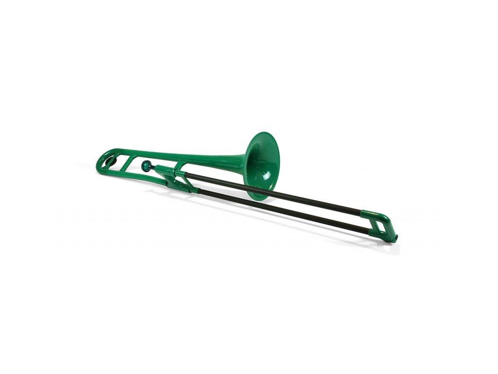Pozoun P Bone zelený