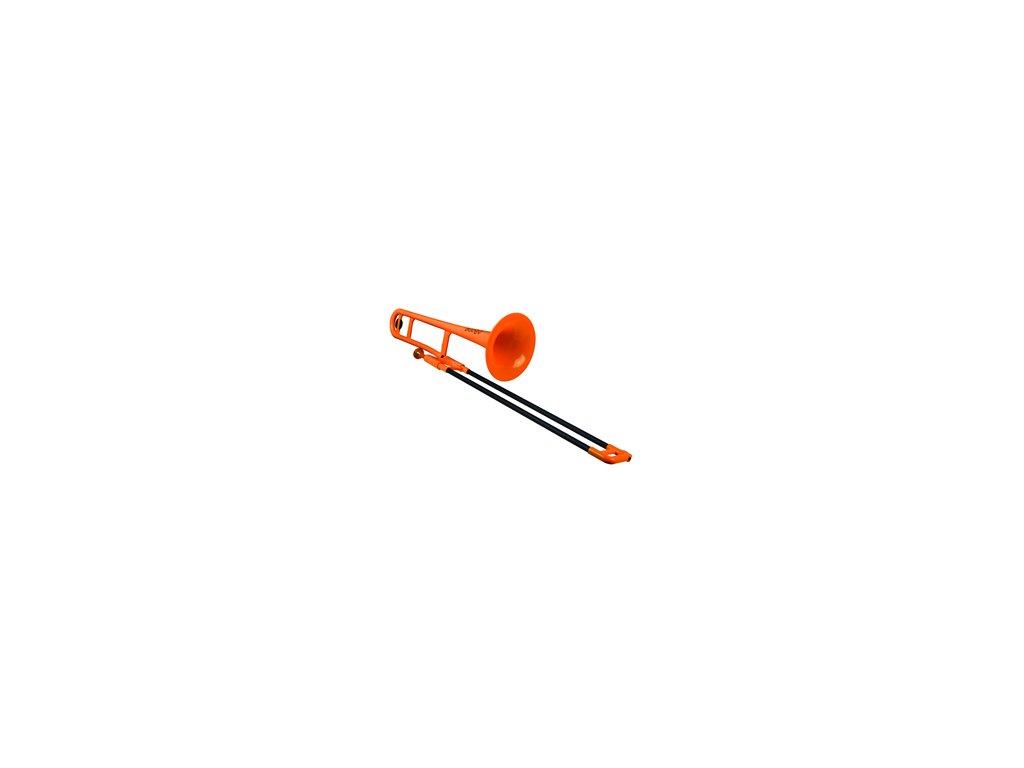 Pozoun P Bone oranžový