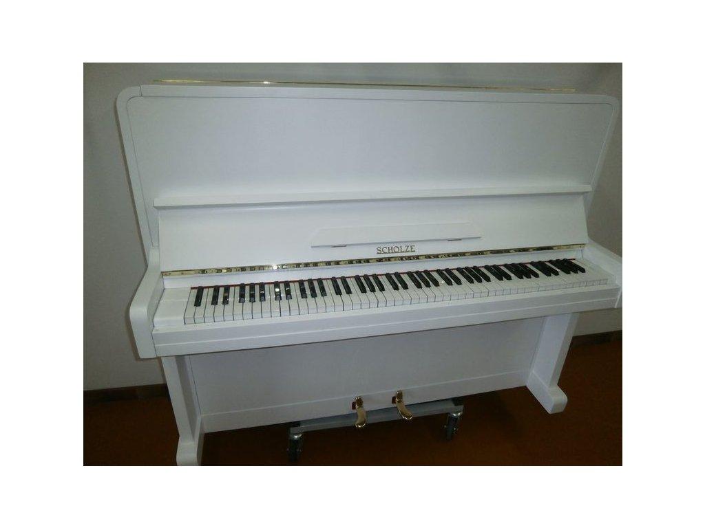 Pianino Scholze - Rezervováno
