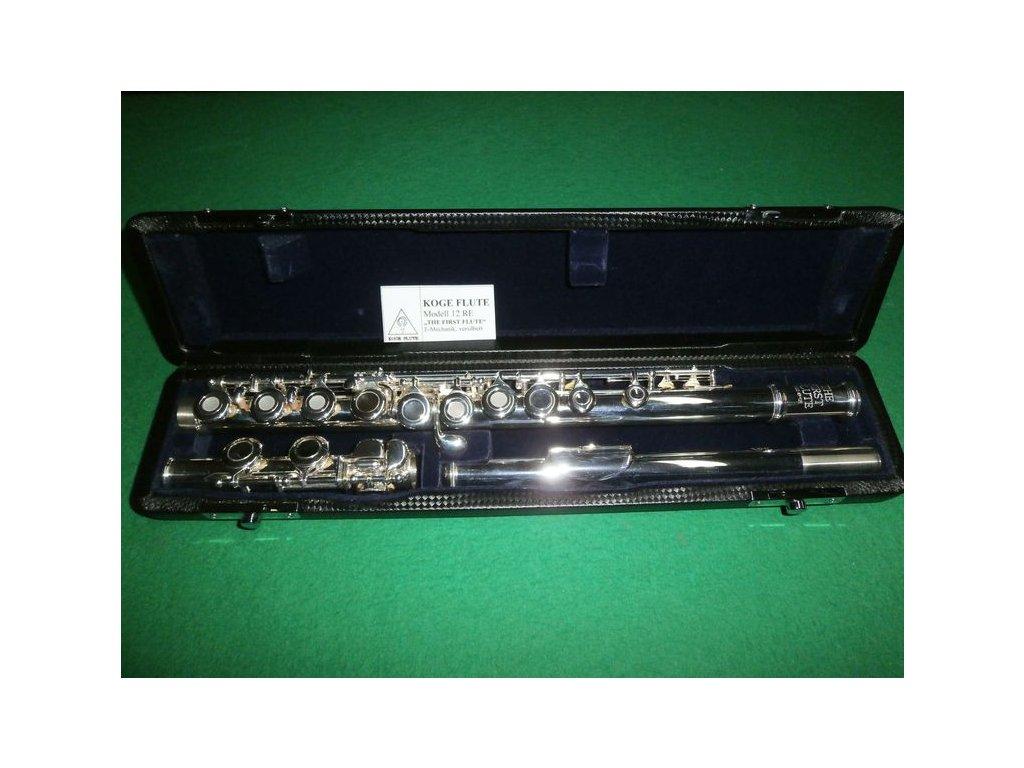 Příčná flétna Koge KF12RE