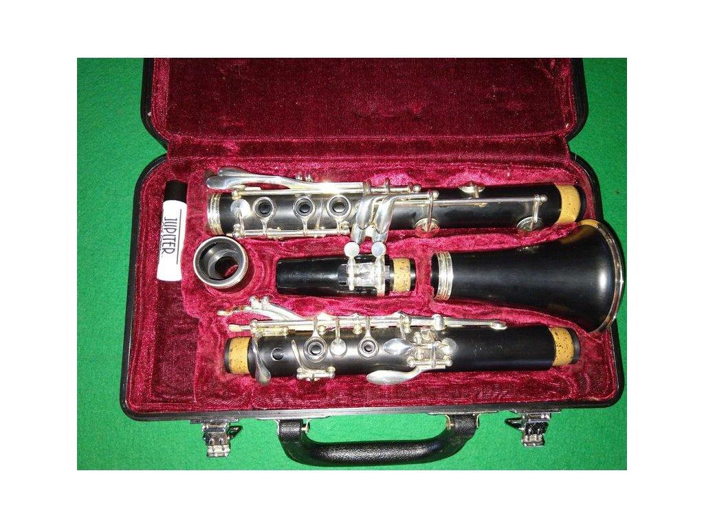 B klarinet Jupiter JCL-631S II