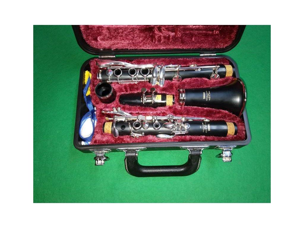 B klarinet Yamaha YCL26II
