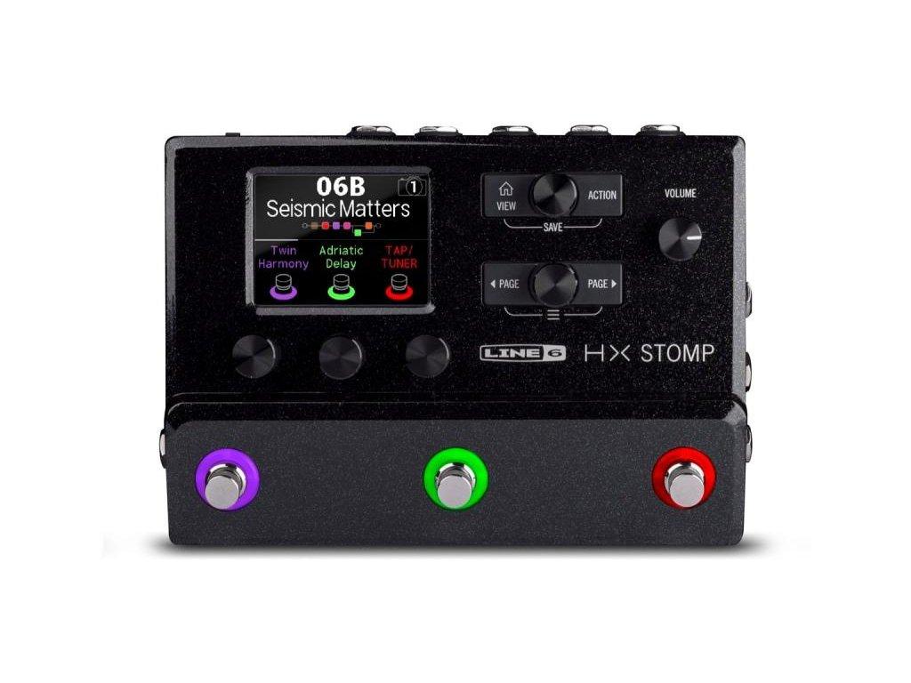 Multiefekt Line 6 HX Stomp