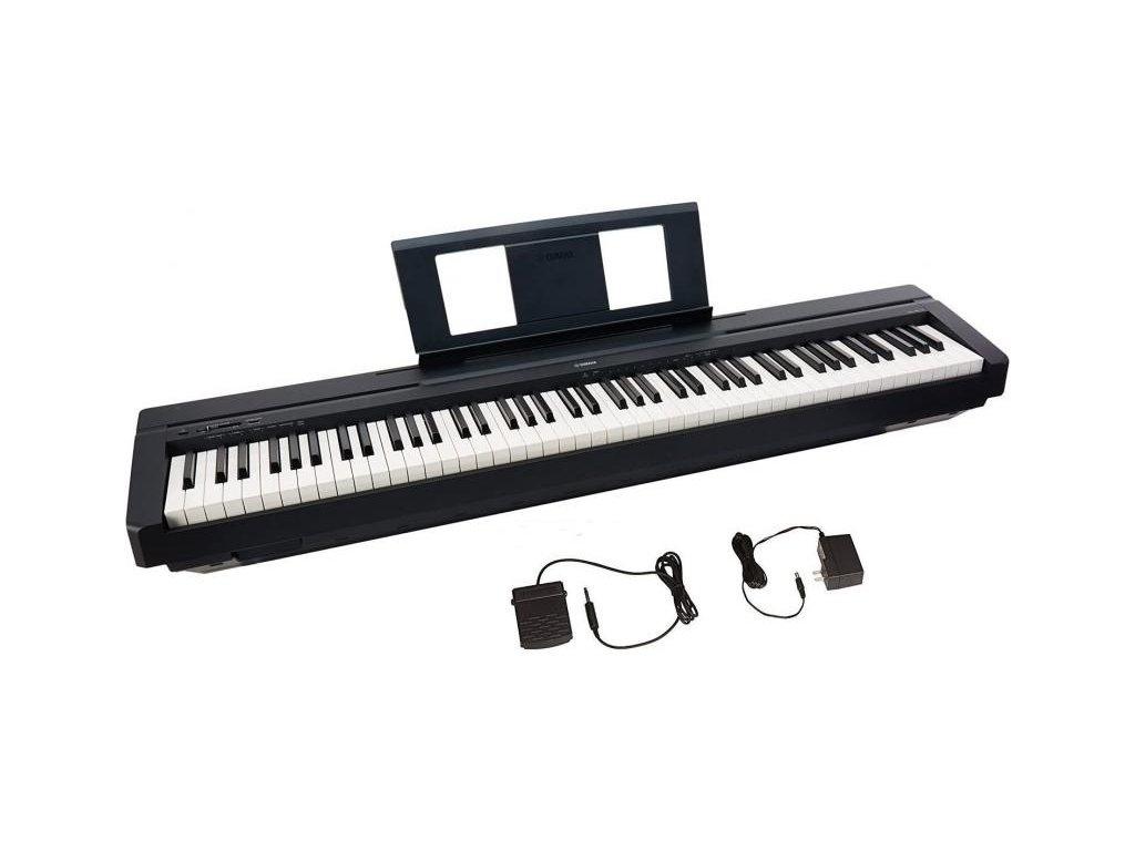 Digitální piano Yamaha P45B