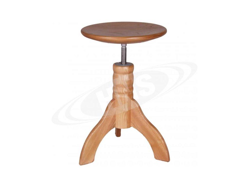 Klavírová židle HNS - model 3/NT/CD