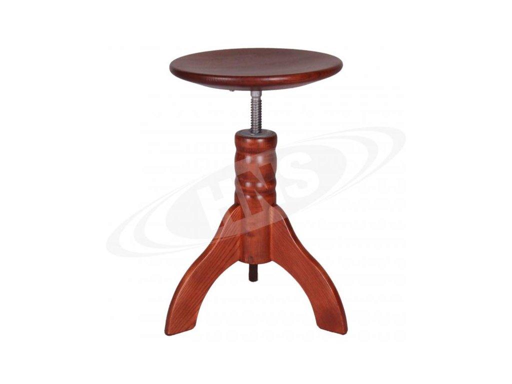 Klavírová židle HNS - model 3/MHG/CD
