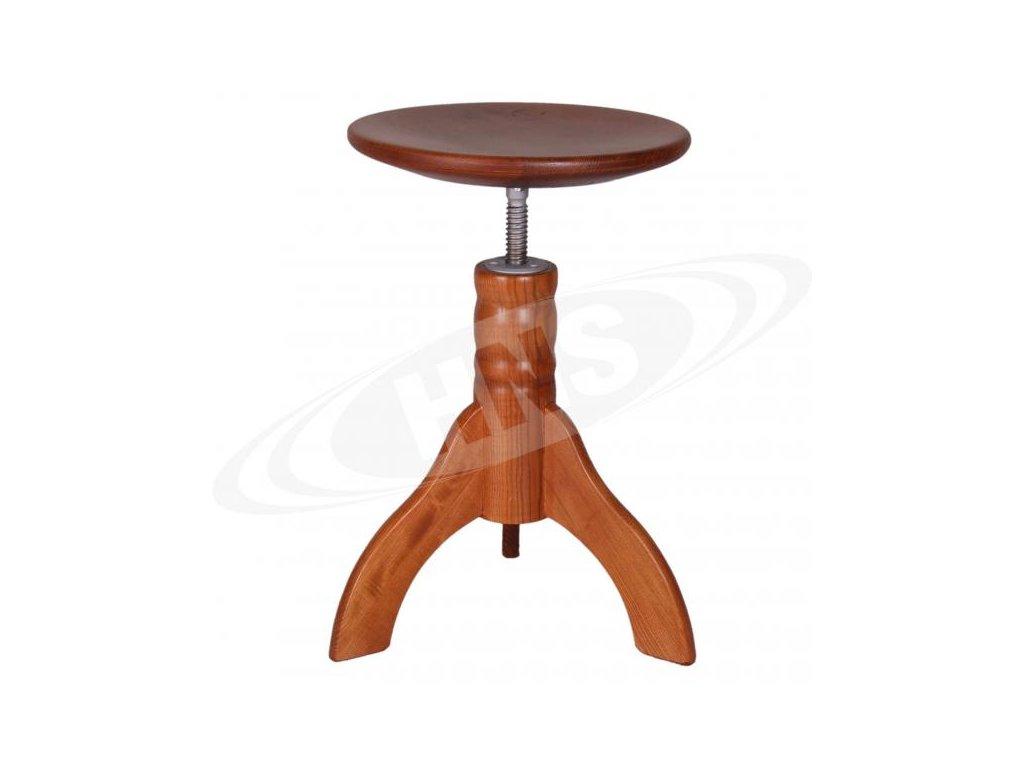 Klavírová židle HNS - model 3/CH/CD