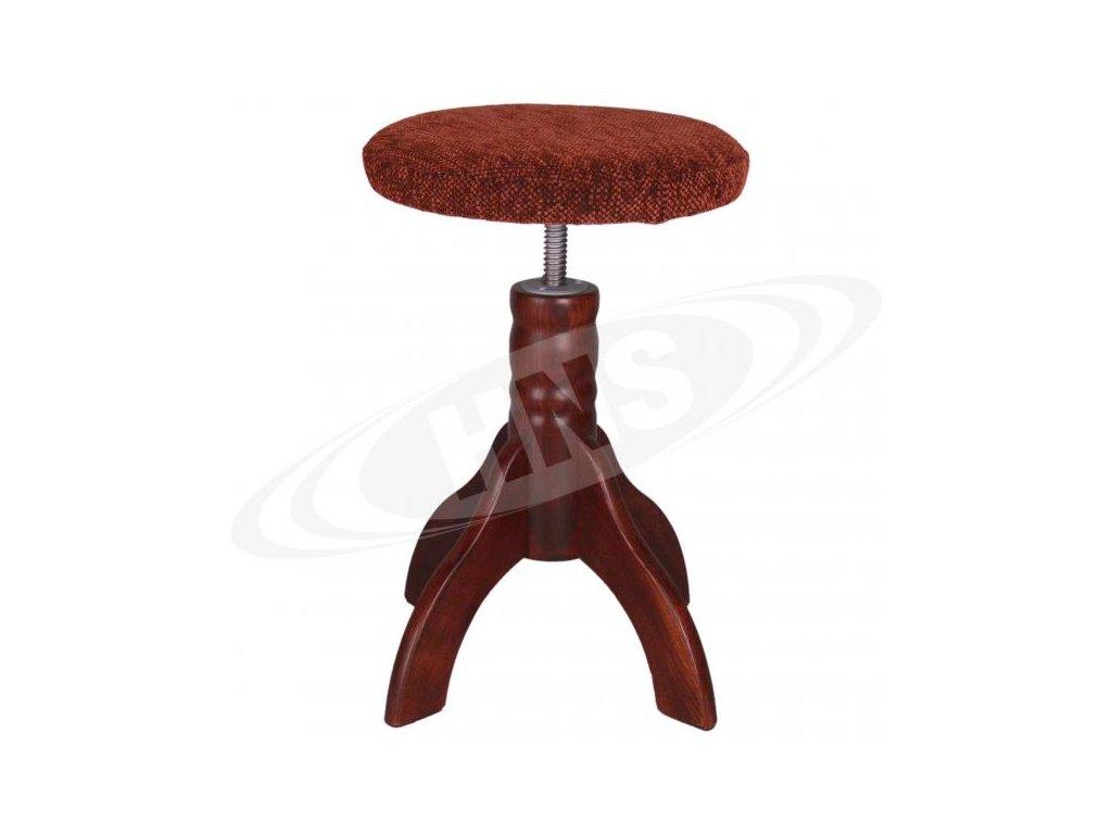 Klavírová židle HNS - model 4/MHG/TXT