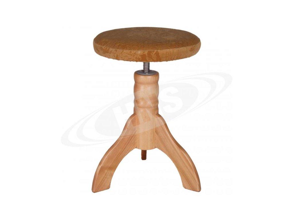 Klavírová židle HNS - model 3/SD/PL