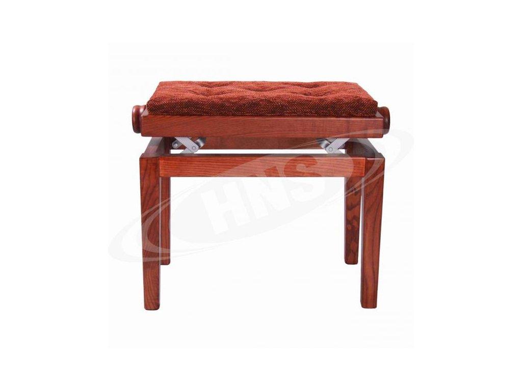 Klavírová židle HNS - model BET/MHG/TXT