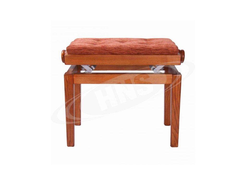 Klavírová židle HNS - model BET/CH/TXT