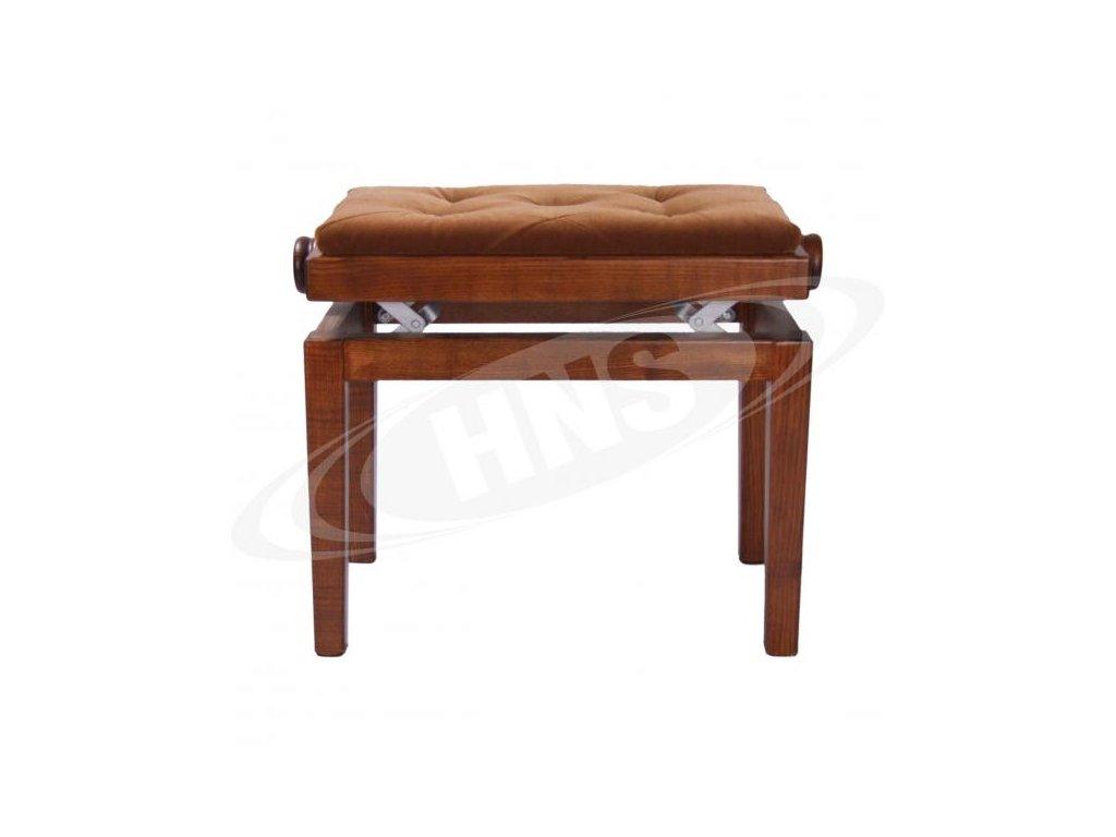 Klavírová židle HNS - model BET/WNT/PL