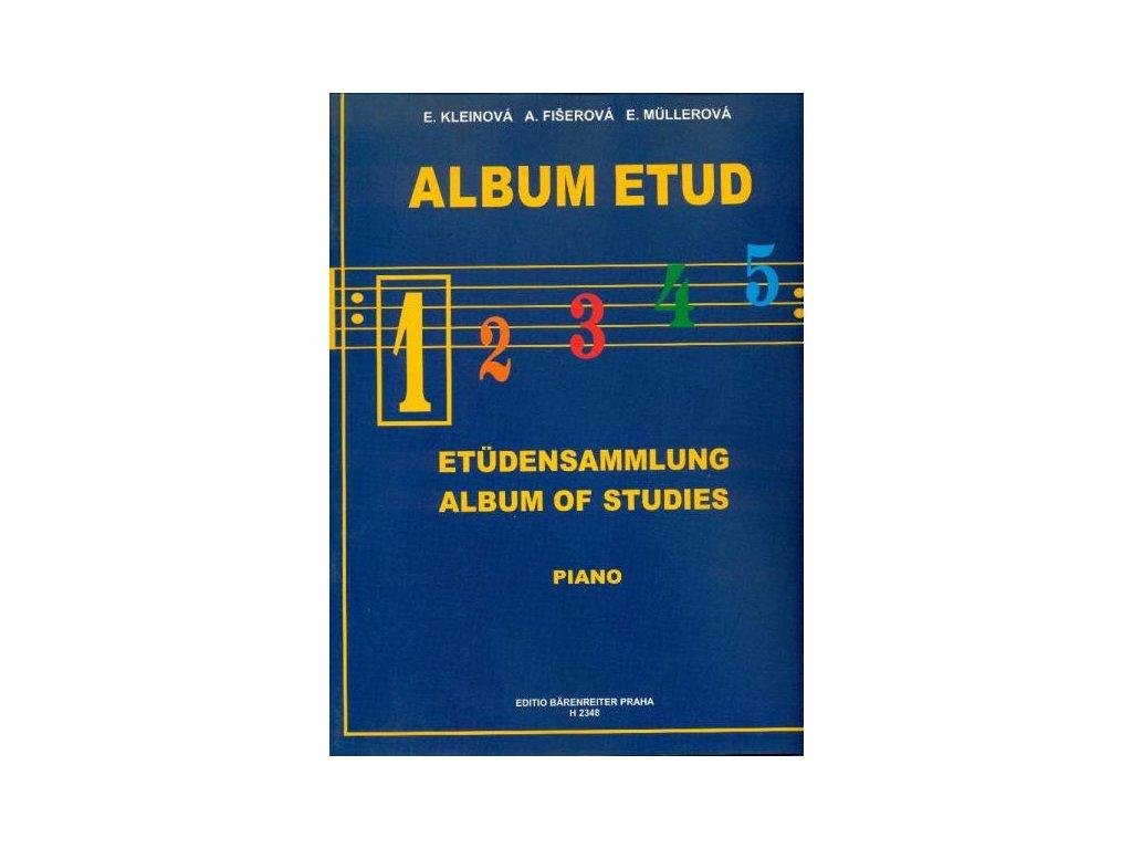 ALBUM ETUD 1