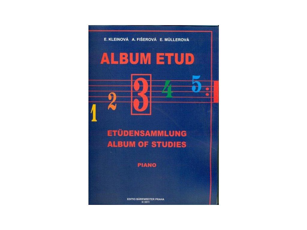 ALBUM ETUD 3
