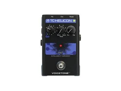 Harmonizer TC voice tone H1