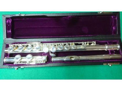 Příčná flétna Trevor James 10X