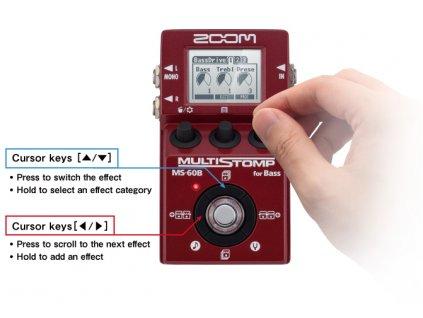 Efekt Zoom MS60B