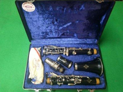 B klarinet Crampon Buffet B12