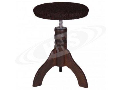 Klavírová židle HNS - model 3/PAL/TXT