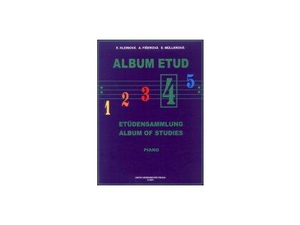 ALBUM ETUD 4