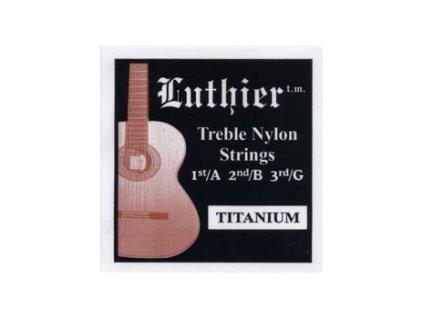 Struny LUTHIER TRE-TIT