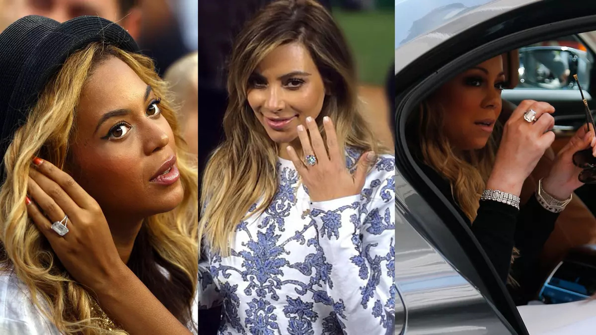 Hledáte inspiraci pro výběr zásnubního prstenu? Inspirujte se těmi nejslavnějšími!