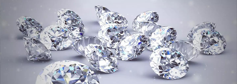 Využití diamantů nejen ve šperkařství